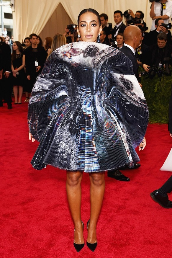 EXCENTRIC Solange-  Giles dress